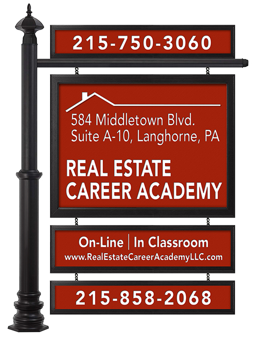 Real Estate Career Academy Logo